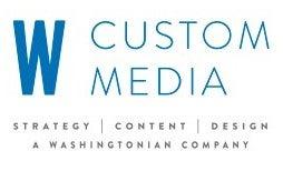 Washingtonian Custom media Logo